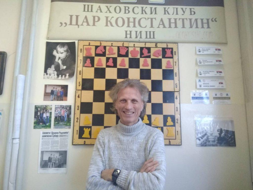 Aca Jovan Krstić; foto: Dunja Cvetković