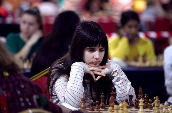 Anja Simić; foto:  Anastasiya Karlovych